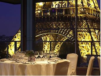 Best  Star Hotels In Paris Near Eiffel Tower